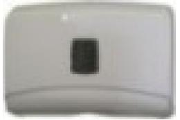 Zásobník skládaných ručníků DECOR T100 bílý