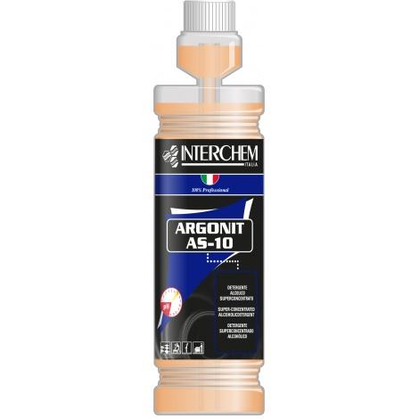 ARGONIT AS10 - rychleschnoucí čistič podlah, 1l
