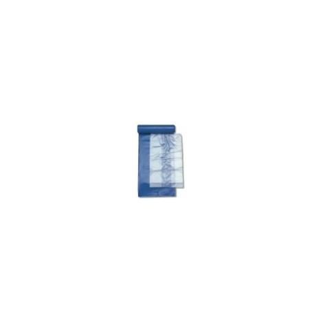 Odpadkové pytle 70x110cm, 80mikronů,  25pytlů/bal, 10rolí v kartonu