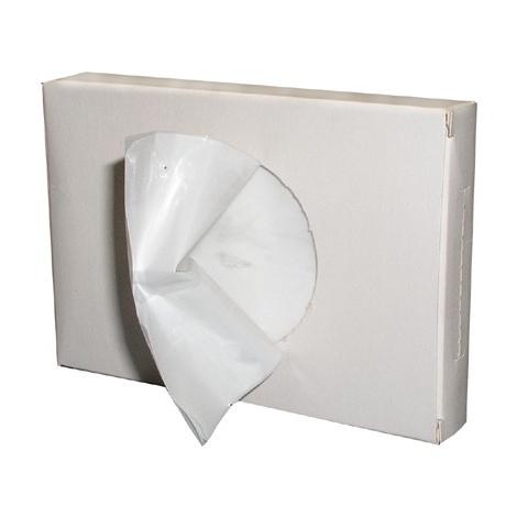 Hygienické sáčky plastové skládané 25sáčků v krabičce, 50krab/krt