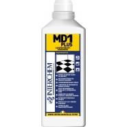 MD1 PLUS KIT - Ultra koncentrovaný čistič podlah s citrusovou vůní, 6x40 ml+láhev