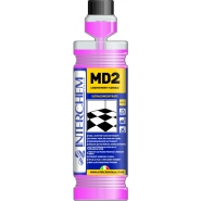 MD2 - láhev 1l, Super koncentrovaný čistič podlah s květinovou vůní
