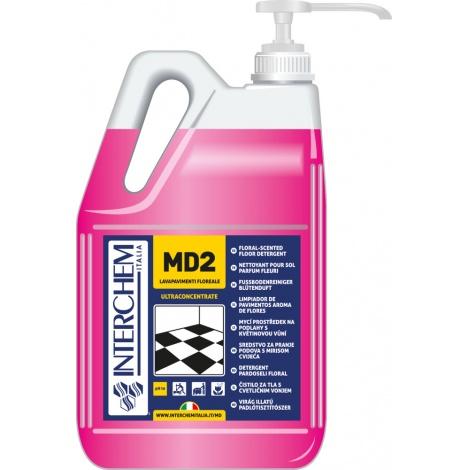 MD2 - BOX 2x 5l + pumpa