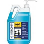 MD4 - BOX 2x 5l + pumpa, Super koncentrovaný čistič podlah se svěží vůní, pumpa 20 ml