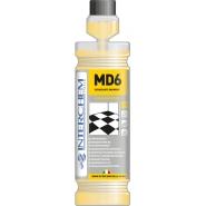 MD6 – dávkovací láhev 1l, Super koncentrovaný odmašťovač podlah