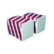 Papírový ubrousek JustOne, dvouvrstvý 40x200