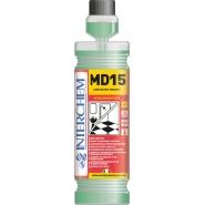 MD15 - láhev 1l, Super koncentrovaný povrchový čistič a sanitizér