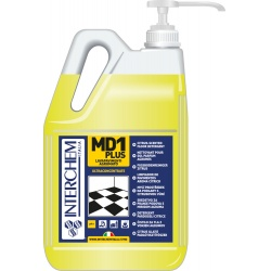 MD1 PLUS - BOX 2x 5l + pumpa