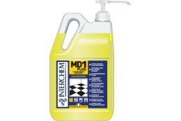 MD1 PLUS - BOX 2x 5l + pumpa, Ultra koncentrovaný čistič podlah s citrusovou vůní