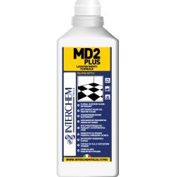 MD2 PLUS KIT - Ultra koncetrovaný čistič podlah s květinovou vůní, 6x40 ml+láhev