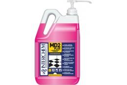 MD2 PLUS - BOX 2x 5l + pumpa, Ultra koncentrovaný čistič podlah s květinovou vůní