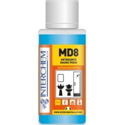 MD8 - dóza 40 ml, Ultra koncentrovaný koupelnový čistič se svěží vůní