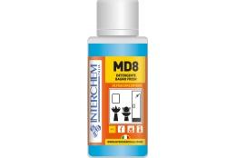 MD8 – dóza 40 ml, Ultra koncentrovaný koupelnový čistič se svěží vůní