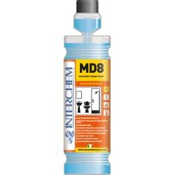 MD8 - láhev 1l, Ultra koncentrovaný koupelnový čistič se svěží vůní