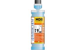 MD8 – dávkovací láhev 1l, Ultra koncentrovaný koupelnový čistič se svěží vůní