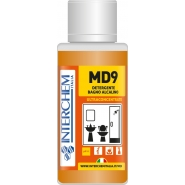 MD9 - dóza 40ml, Ultra koncentrovaný alkalický čistič