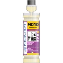 MD10 - láhev 1l, Ultra koncentrovaný odstraňovač vodního kamene