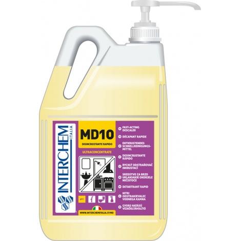 MD10 - BOX 2x 5l + pumpa