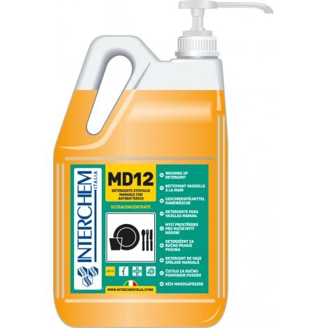 MD12 - BOX 2x 5l + pumpa