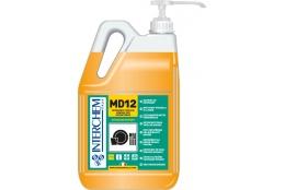 MD12 - BOX 2x 5l + pumpa, Ultra koncentrovaný prostředek na nádobí, citrusový, pumpa 20 ml