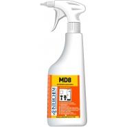 MD8 - láhev na ředění s rozprašovačem