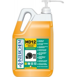 MD12 - BOX 2x 5l + pumpa