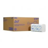 SCOTT® Papírové ručníky - Složené / bílé /malé