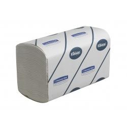 KLEENEX® ULTRA SUPER SOFT Papírové ručníky - Složené / bílá /střední