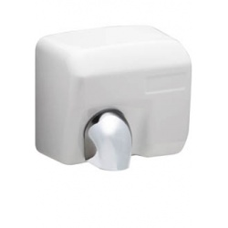 Sušič rukou  2400W  bílý kov