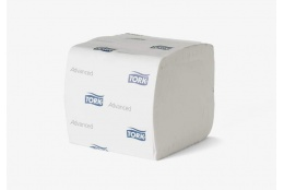 TORK Folded toaletní papír, 2vr. - Karton