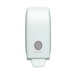 AQUARIUS - Zásobník na tekuté mýdlo - Bílý