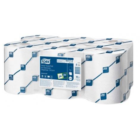 Papírové role EnMOTION IMPULS, 2vrstvé, bílé,  karton (6rolí)