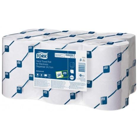Papírové role EnMOTION, 2vrstvé, bílé, karton (6rolí)