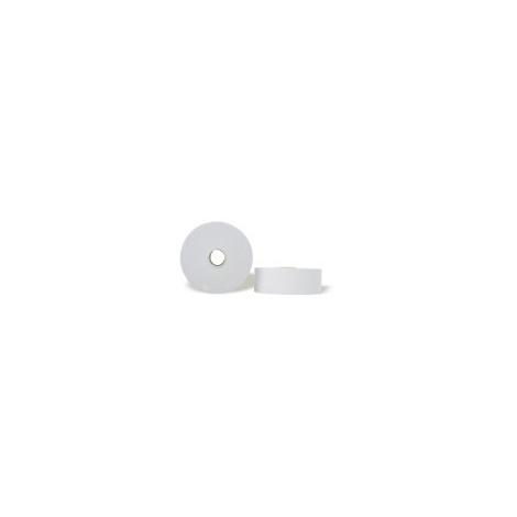Toaletní papír JUMBO MINI 2vrstvý, šedý recykl. 65% bělost, průměr 19 cm, 6 ks/kt