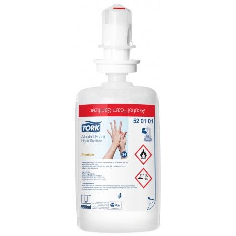 TORK Alcohol pěnový dezinfekční prostředek na ruce