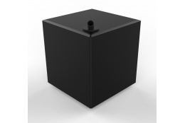 AirQ 160 - stolní dávkovač vůně, černý
