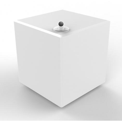 AirQ 160 - stolní dávkovač vůně, bílý
