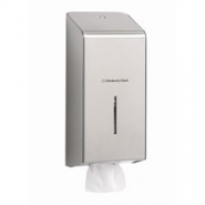 KIMBERLY–CLARK PROFESSIONAL* Zásobník na toaletní papír – nerez