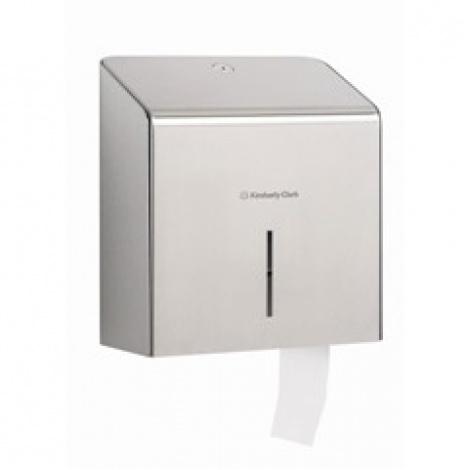 KIMBERLY–CLARK PROFESSIONAL* Zásobník na toaletní papír Mini Jumbo – nerez