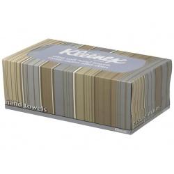 KLEENEX® ULTRA SOFT POP–UP Papírové ručníky – Složené / bílá, 1vr. - Karton