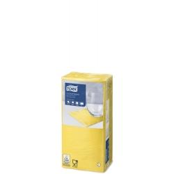 Tork žlutý ubrousek – koktejlový - Karton