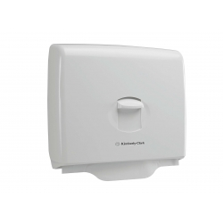 KIMBERLY–CLARK – AQUARIUS – Zásobník ochranných podložek na WC