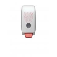 KIMBERLY–CLARK –AQUARIUS – dávkovač desinfekce s návodem – kazeta / jednolitrová, bílá