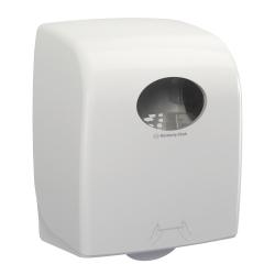 KIMBERLY–CLARK – AQUARIUS Zásobník na papírové ručníky v roli – bílá