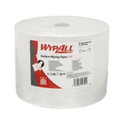 WYPALL L10 EXTRA+ Utěrky – velká role / bílá, 1 vr, 1000 útr.