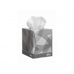 KLEENEX Kosmetické kapesníčky – krychle, 2 vr., 88 ks - Karton