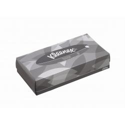 KLEENEX – Kosmetické kapesníčky, 21 x 100 ks, 2 vr., 21,5 x 18,6 cm